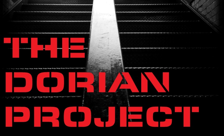 New The Dorian Project | stairs graphic | TDP